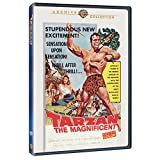 Tarzan the Magnificent [DVD] [Region 1] [US Import] [NTSC] [1960]  [1942]