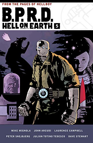 B.P.R.D. Hell on Earth Volume 5 (English Edition)