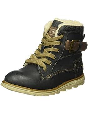 Mustang Unisex-Kinder 5017-619 Kurzschaft Stiefel