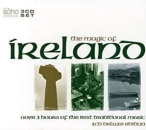 The Magic of Ireland (Coffret 3 CD)