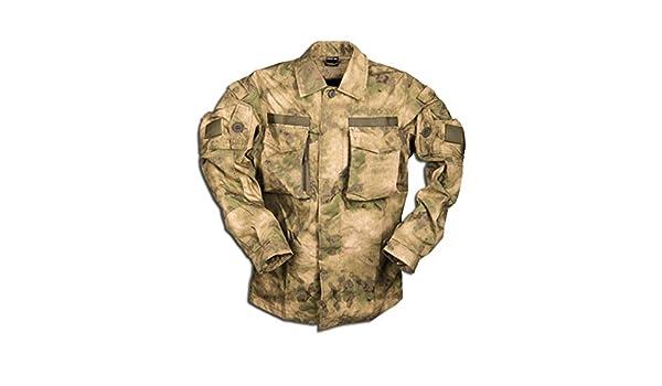 BW Kommando Smock Shirt Mil-TACS FG