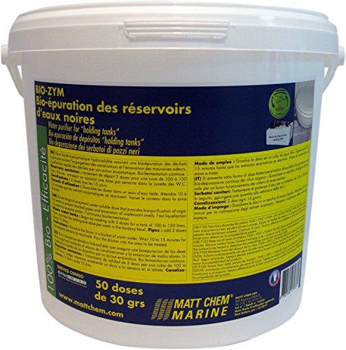 Matt Chem 926M.K Bio-Zym Bio-Wasserreiniger für Fäkalientanks.