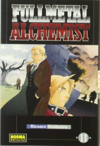Fullmetal Alchemist 11 Cover Image