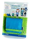 Adventure Belt: Freisprech-kinderzügel/sicherheitsleinen. Der sicherheitslaufgurt für kinder. Geeignet bis 27 kg. (Blau)
