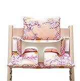 Blausberg Baby *4 couleurs* coussin set de siège pour chaise haute Stokke Tripp...