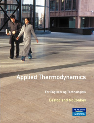 Applied Thermodynamics for Engineering Technologists Student Solutionsmanual: Solutions Manual for 5r.e (Solutions Book)