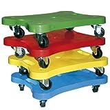 Eduplay 170016 Rollbrett, farbig sortiert