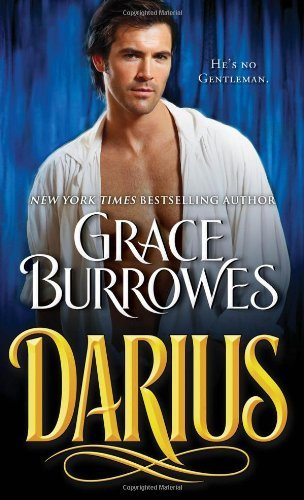 Darius: Lord of Pleasures by Grace Burrowes (2013-04-02)