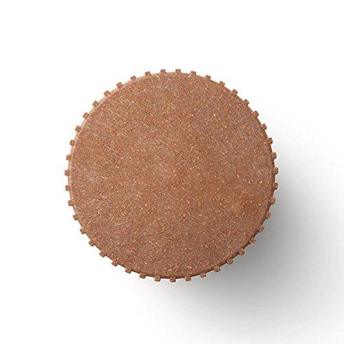 Normann Copenhagen - Haken/Garderobenhaken/Wandhaken - Chip - Medium - Natur - H: 4,5 x Ø: 6,1 cm Medium Chip