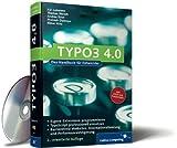TYPO3 4.0: Praxiswissen für Entwickler: TypoScript, Extensions, Templates. Inkl AJAX-Funktionalitäten in TYPO3 (Galileo Computing) von Kai Laborenz (28. Juni 2006) Gebundene Ausgabe
