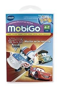 Vtech - 251205 - Jeu Éducatif Électronique - Jeu Mobigo - Cars Toon