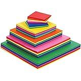 Stephens Lot de 480 carrés de papier de soie 75 mm