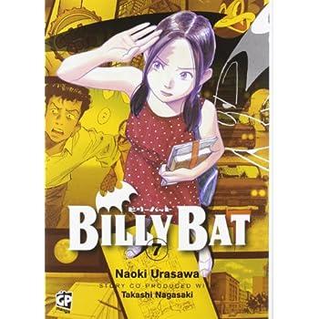 Billy Bat: 7