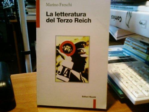 La letteratura del Terzo Reich
