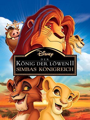 Der König der Löwen II: Simbas Königreich [dt./OV] (Der König Löwen)