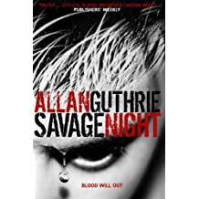 Savage Night (English Edition)