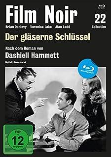 Der gläserne Schlüssel - Film Noir Collection 22 [Blu-ray]