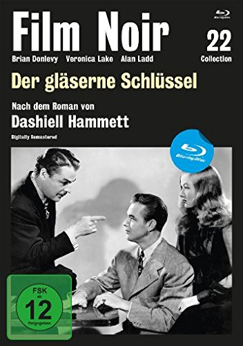 Der gläserne Schlüssel - Film Noir Collection 22 [Blu-ray]