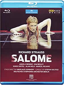 Richard Strauss - Salome [Blu-ray]
