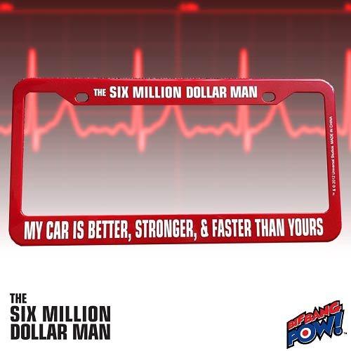 the-six-million-dollar-man-license-plate-frame