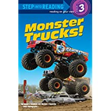 Monster Trucks!: Step Into Reading 3 (Step Into Reading, Step 3)