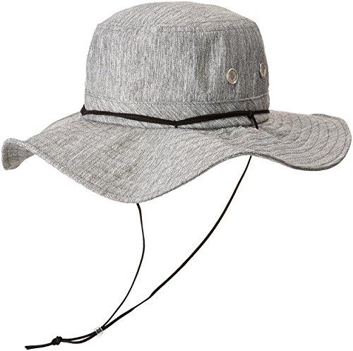 Pistil Men's Cricket Sun Hat, Gray