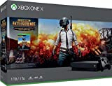 Microsoft Xbox One X - Consola 1 TB + Playerunknown's Battlegrounds