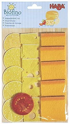 HABA 1455 Käseaufschnitt, Kleinkindspielzeug