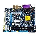 Baoblaze Desktop-Motherboard DDR2 533/667 Speicher 945 A775 Karte 1000M Netzwerkkarte