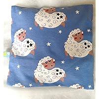 Kleines Schlafkissen Lavendel für Kinder, blau,Schlafhilfe Kinder, Kräuterkissen, Lavendelkissen,Oster geschenk, handmade Deutschland, baby, Geschenk, Weihnachten