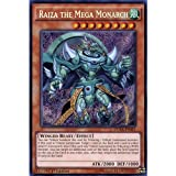 YuGiOh : DUEA-EN041 1st Ed Raiza the Mega Monarch Secret Rare Card - ( Duelist Alliance Yu-Gi-Oh! Single Card ) by Deckboosters