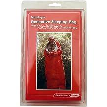 Emergency Zone Multilayer Reflective Sleeping Bag/Bivy Sack with HeatStore (japan import)