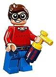 Lego The Batman Movie - DICK GRAYSON Minifigure - 71017 (Bagged)