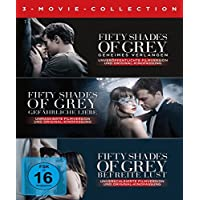 Fifty Shades - 3 Movie Collection