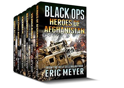 Black Ops - Heroes of Afghanistan: Box Set (Books 1-6)