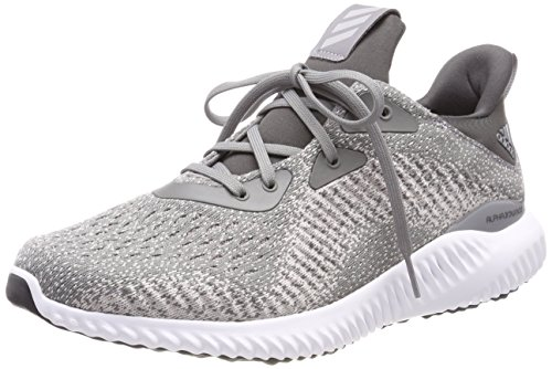 adidas Alphabounce Em M, Chaussures de Running Homme Gris (Grey Three F17/grey Two F17/dgh Solid Grey)