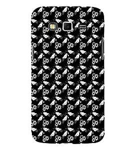 EPICCASE condolence flower Mobile Back Case Cover For Samsung Galaxy Grand Max (Designer Case)