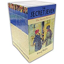 Secret Seven 16 Book Complete Classic Edition Gift Set (Secret Seven Collections and Gift books)