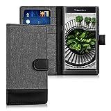 Hülle für Blackberry Priv - kwmobile Wallet Case Handy