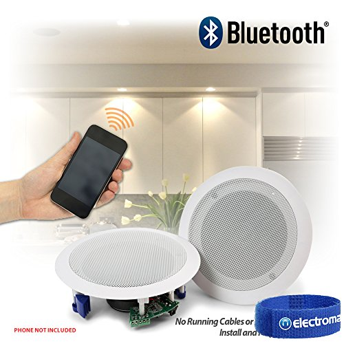 flush-ceiling-speakers-60w-wireless-bluetooth-audio-streaming-home-audio-kitchen