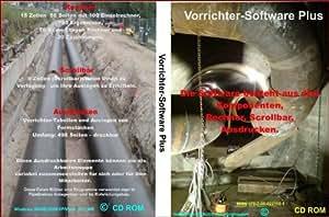 Vorrichter-Software Plus Rohrleitungsbau in Handumdreh´n
