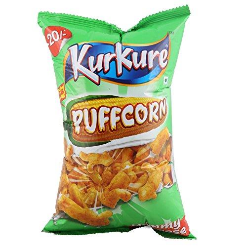 Kurkure Puffcorn - Yummy Cheese, 68g Pack