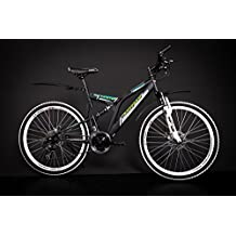 '26pulgadas bicicleta eléctrica para bicicleta MTB Shimano–Freno Fully Bike Disc Rueda Zündapp