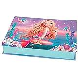 TOPModel 3437.001 Fantasy Model Schreibwarenbox, Motiv 1 Box mit Inhalt: 3 Bleistifte, 1...
