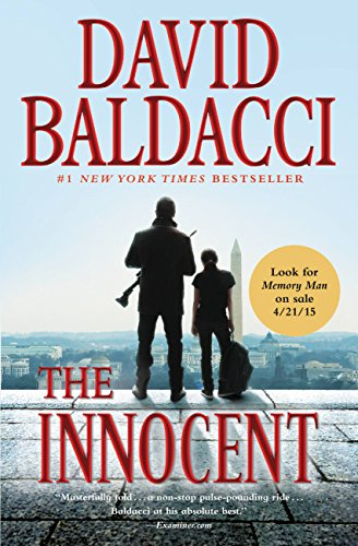 the-innocent-will-robie-series-english-edition
