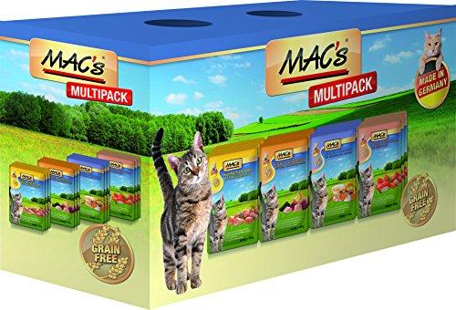MAC's Multipack mit Fisch (3 STK. pro Sorte 850, 855, 856, 857)