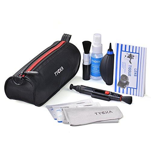 TYCKA Kit Limpieza Profesional cámaras réflex Digitales