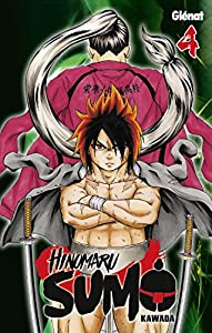 Hinomaru Sumo Edition simple Tome 4