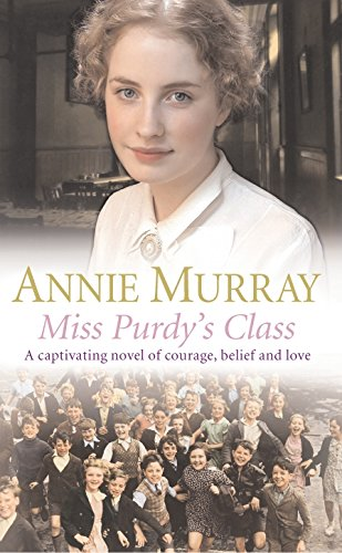 Book cover for Miss Purdy's Class