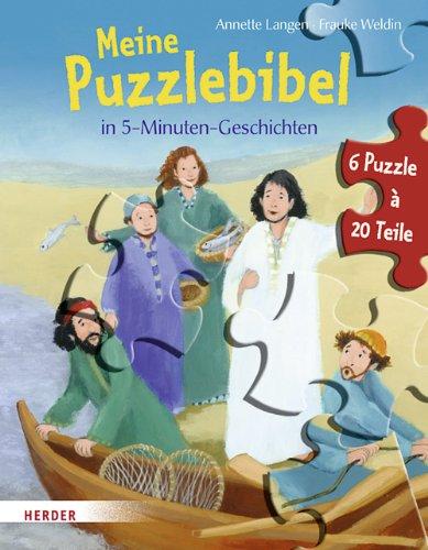 Meine Puzzlebibel in 5-Minuten-Geschichten